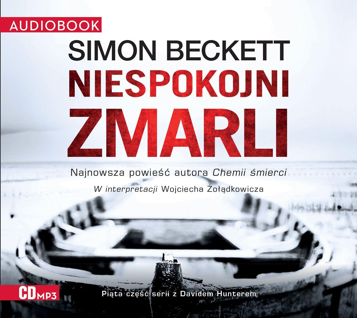 Niespokojni zmarli - Audiobook (Książka audio MP3) do pobrania w całości w archiwum ZIP