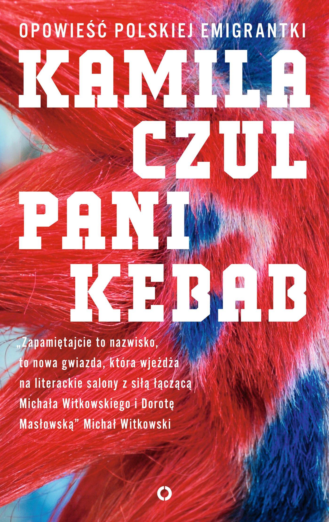 Pani Kebab. Opowieść polskiej emigrantki - Ebook (Książka EPUB) do pobrania w formacie EPUB