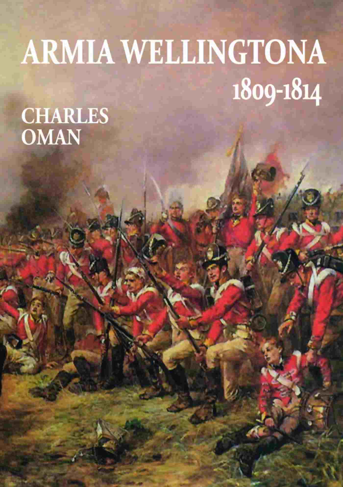 Armia Wellingtona 1809-1814 - Ebook (Książka na Kindle) do pobrania w formacie MOBI