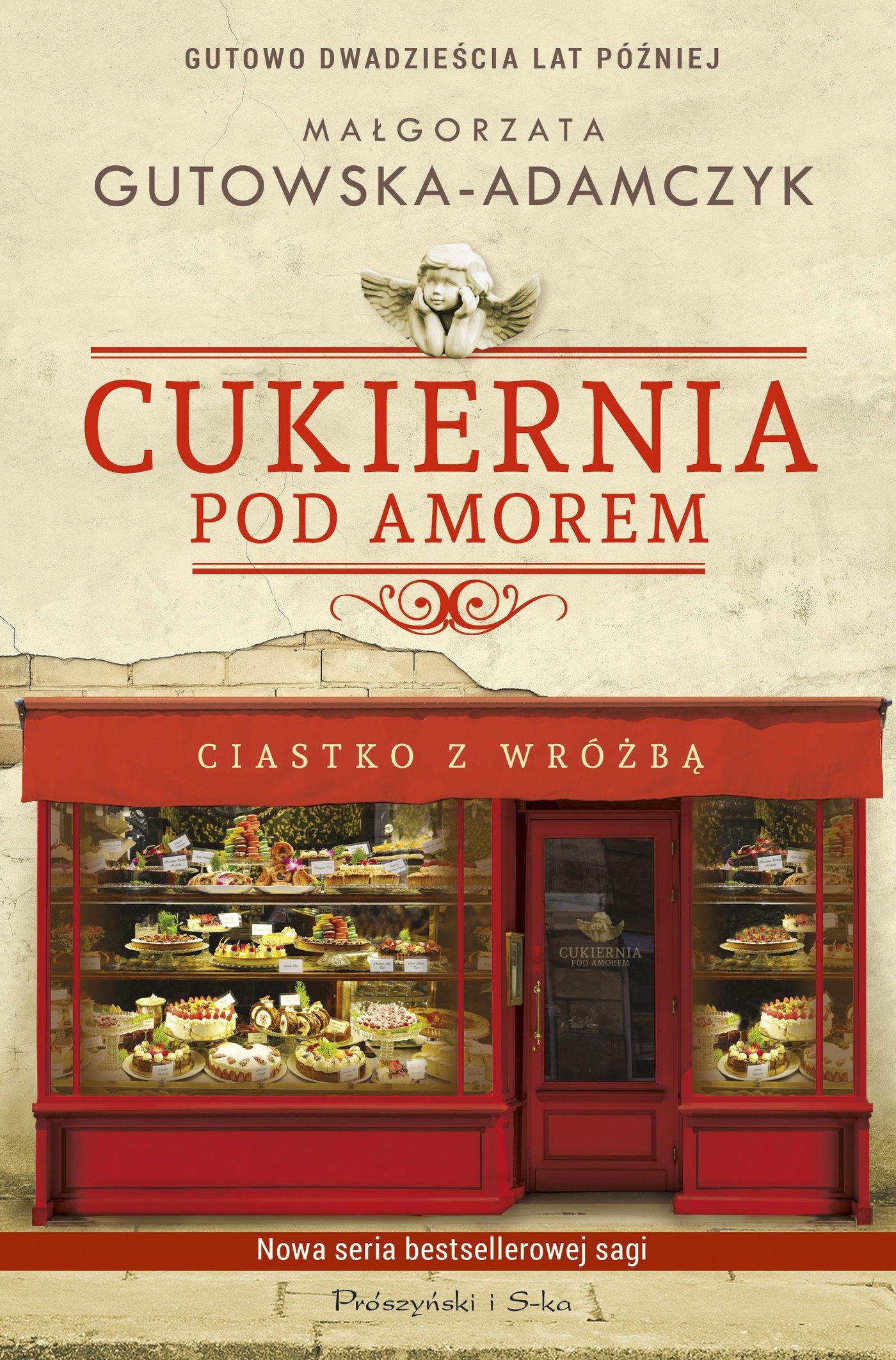 Cukiernia Pod Amorem - Ebook (Książka EPUB) do pobrania w formacie EPUB