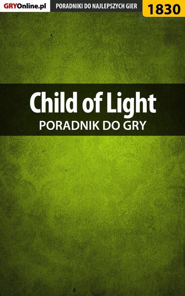 Child of Light - poradnik do gry - Ebook (Książka PDF) do pobrania w formacie PDF