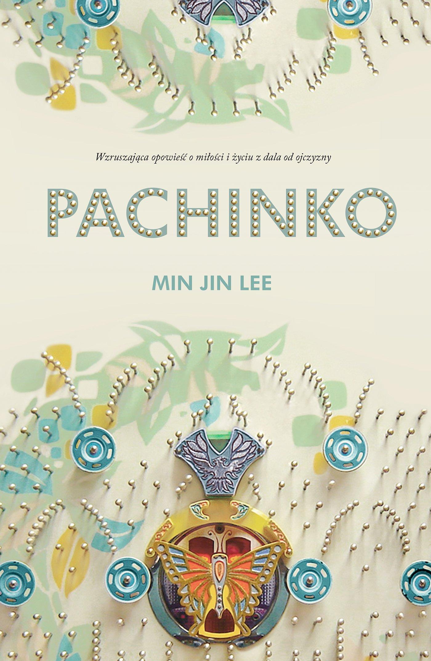 Pachinko - Ebook (Książka na Kindle) do pobrania w formacie MOBI