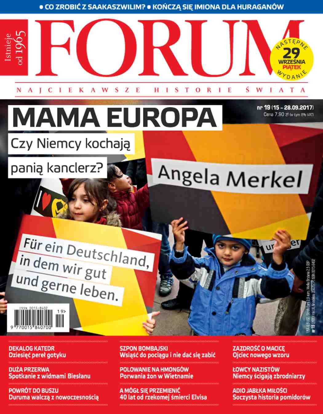 Forum nr 19/2017 - Ebook (Książka PDF) do pobrania w formacie PDF