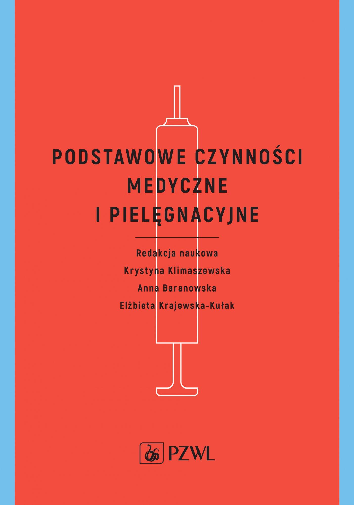Podstawowe czynności medyczne i pielęgnacyjne - Ebook (Książka na Kindle) do pobrania w formacie MOBI