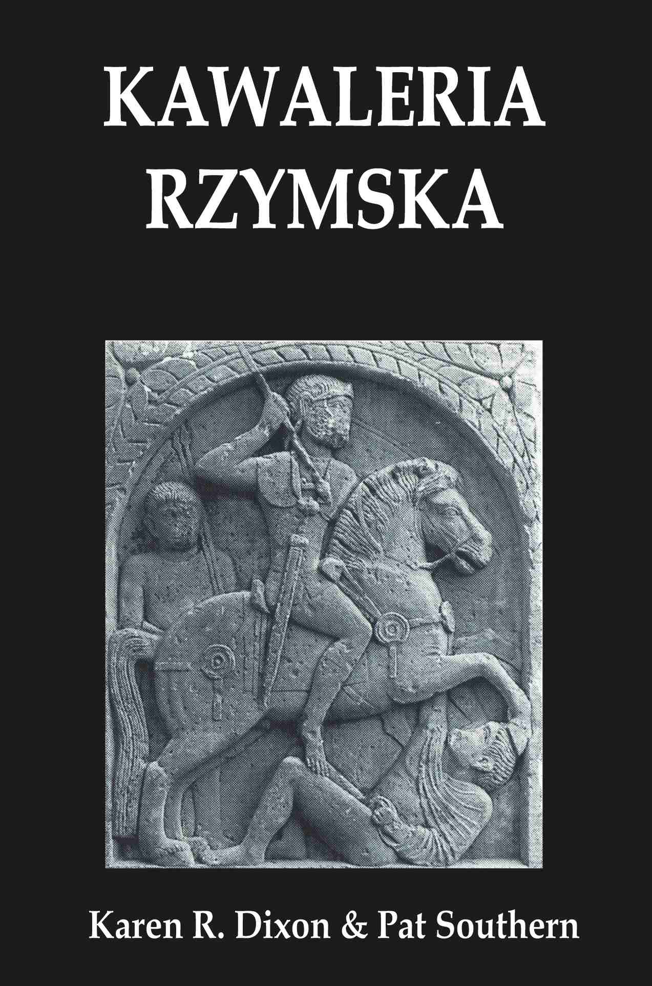Kawaleria rzymska - Ebook (Książka EPUB) do pobrania w formacie EPUB
