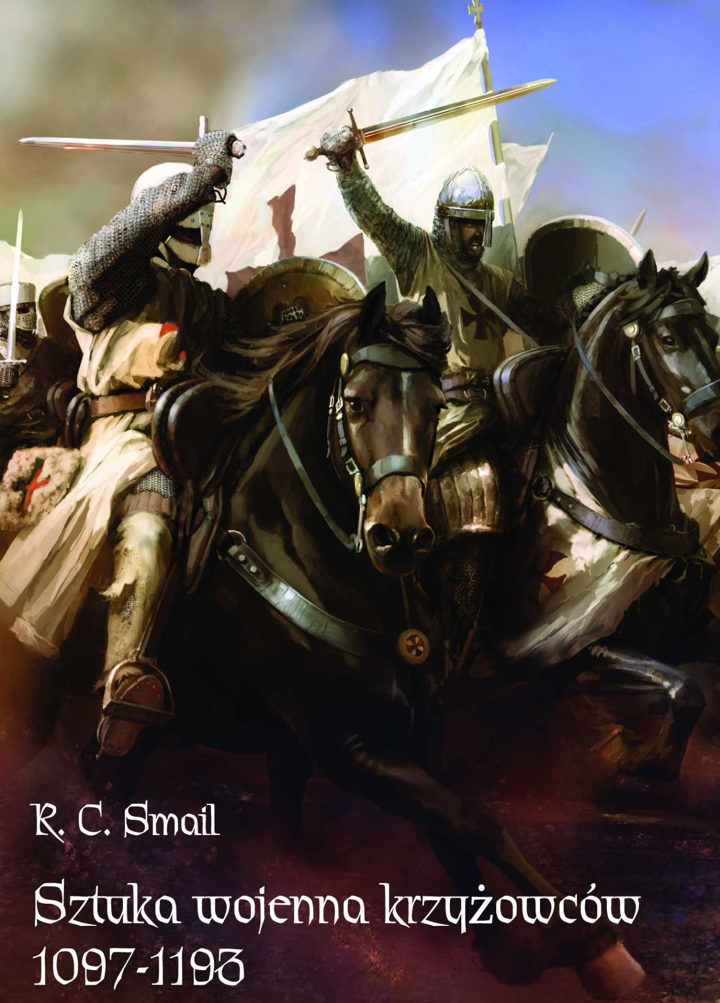 Sztuka wojenna krzyżowców 1097-1193 - Ebook (Książka EPUB) do pobrania w formacie EPUB