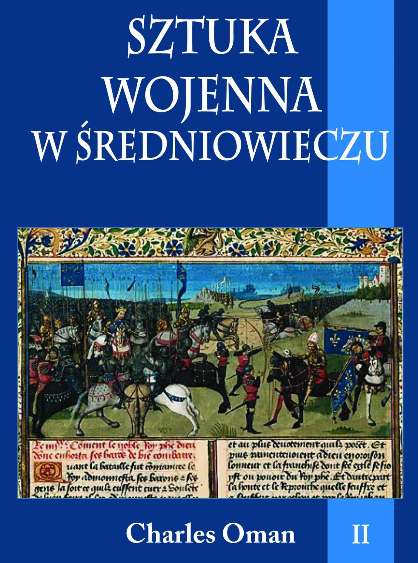 Sztuka wojenna w średniowieczu. Tom II - Ebook (Książka EPUB) do pobrania w formacie EPUB