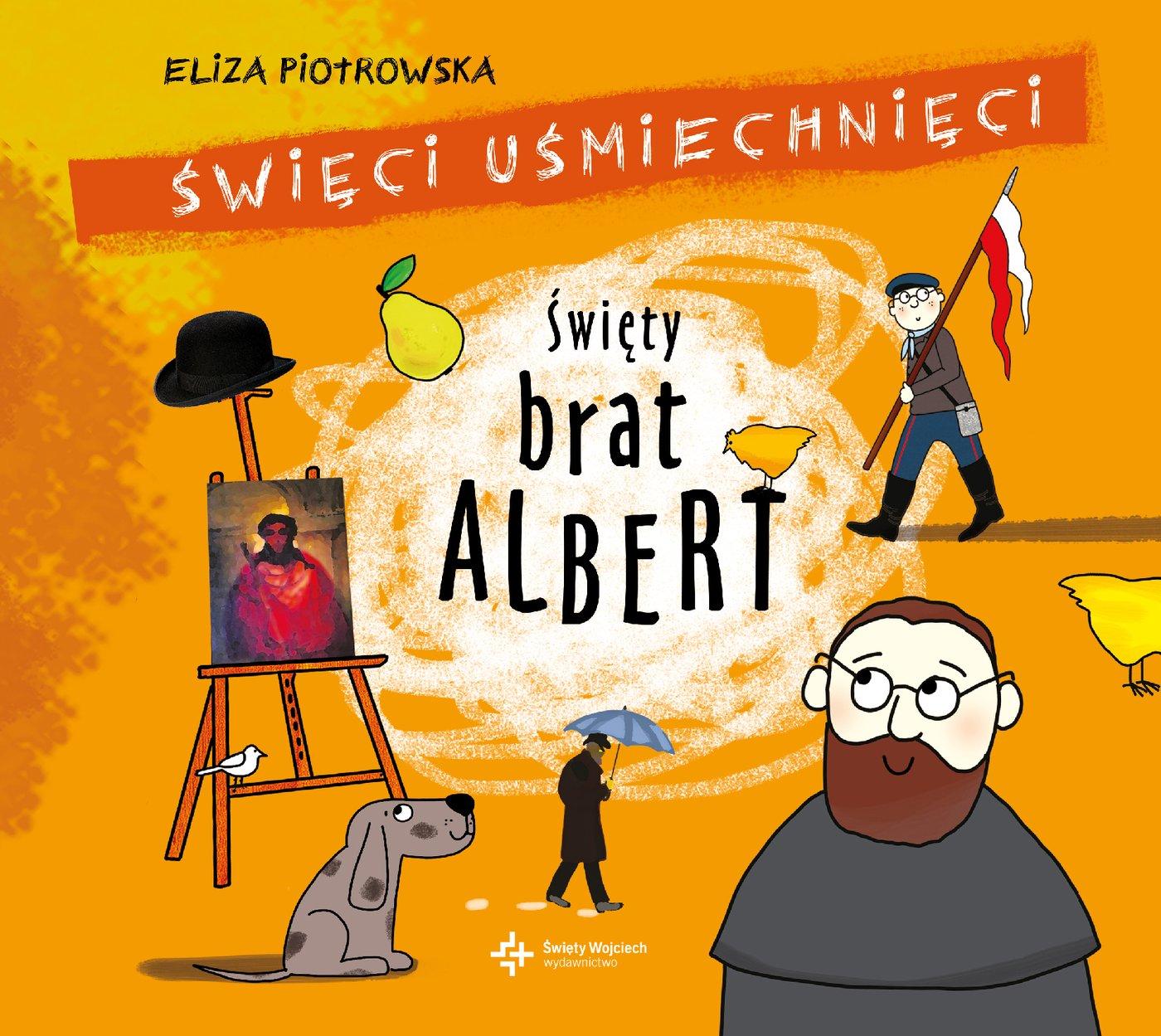 Święty brat Albert - Audiobook (Książka audio MP3) do pobrania w całości w archiwum ZIP