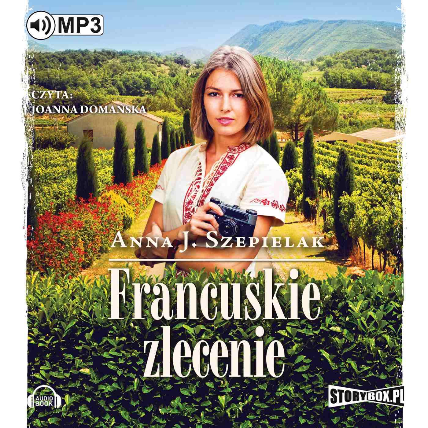 Francuskie zlecenie - Audiobook (Książka audio MP3) do pobrania w całości w archiwum ZIP