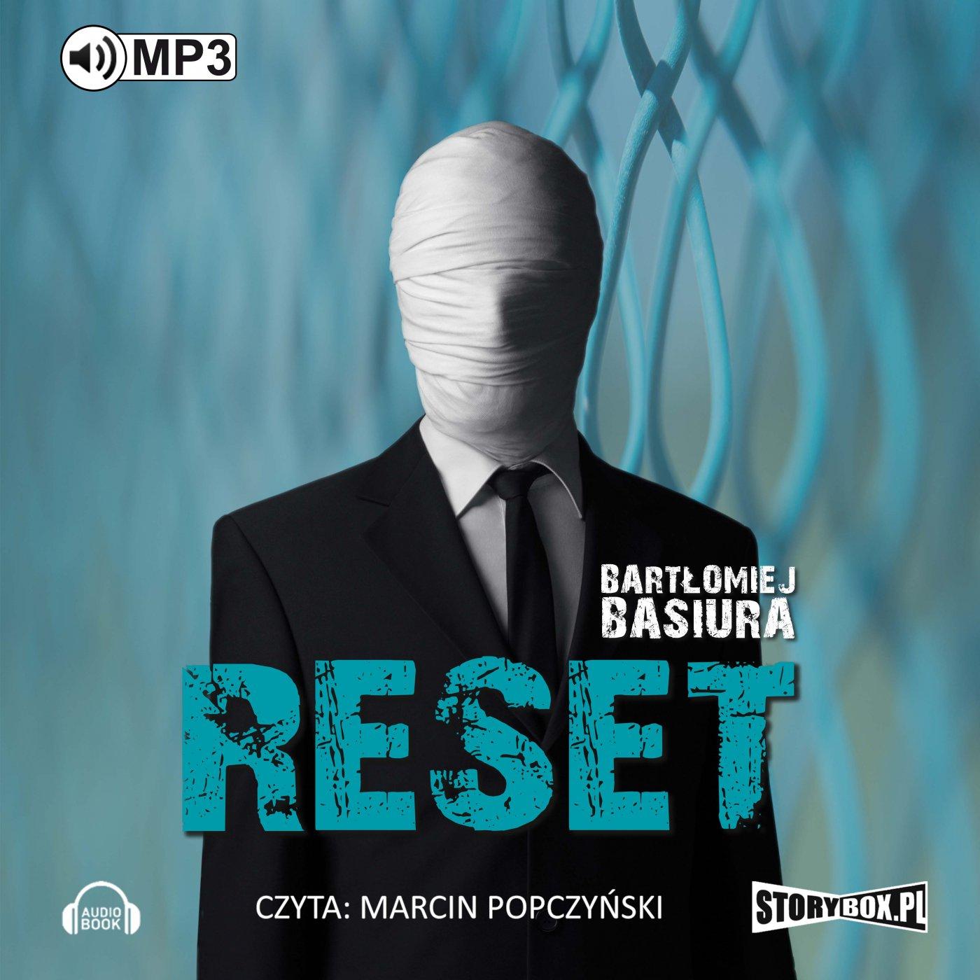 Reset - Audiobook (Książka audio MP3) do pobrania w całości w archiwum ZIP