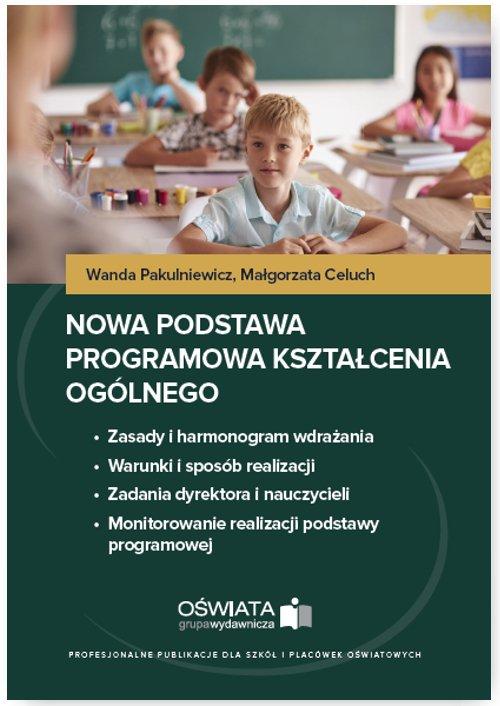Nowa podstawa programowa kształcenia ogólnego - Ebook (Książka na Kindle) do pobrania w formacie MOBI