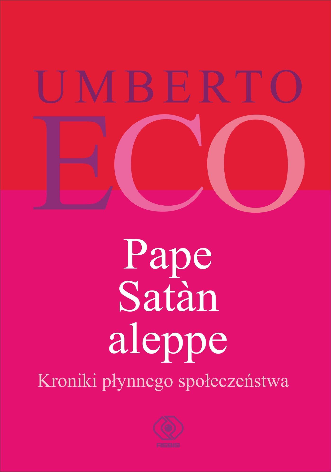 Pape Satan aleppe - Ebook (Książka EPUB) do pobrania w formacie EPUB