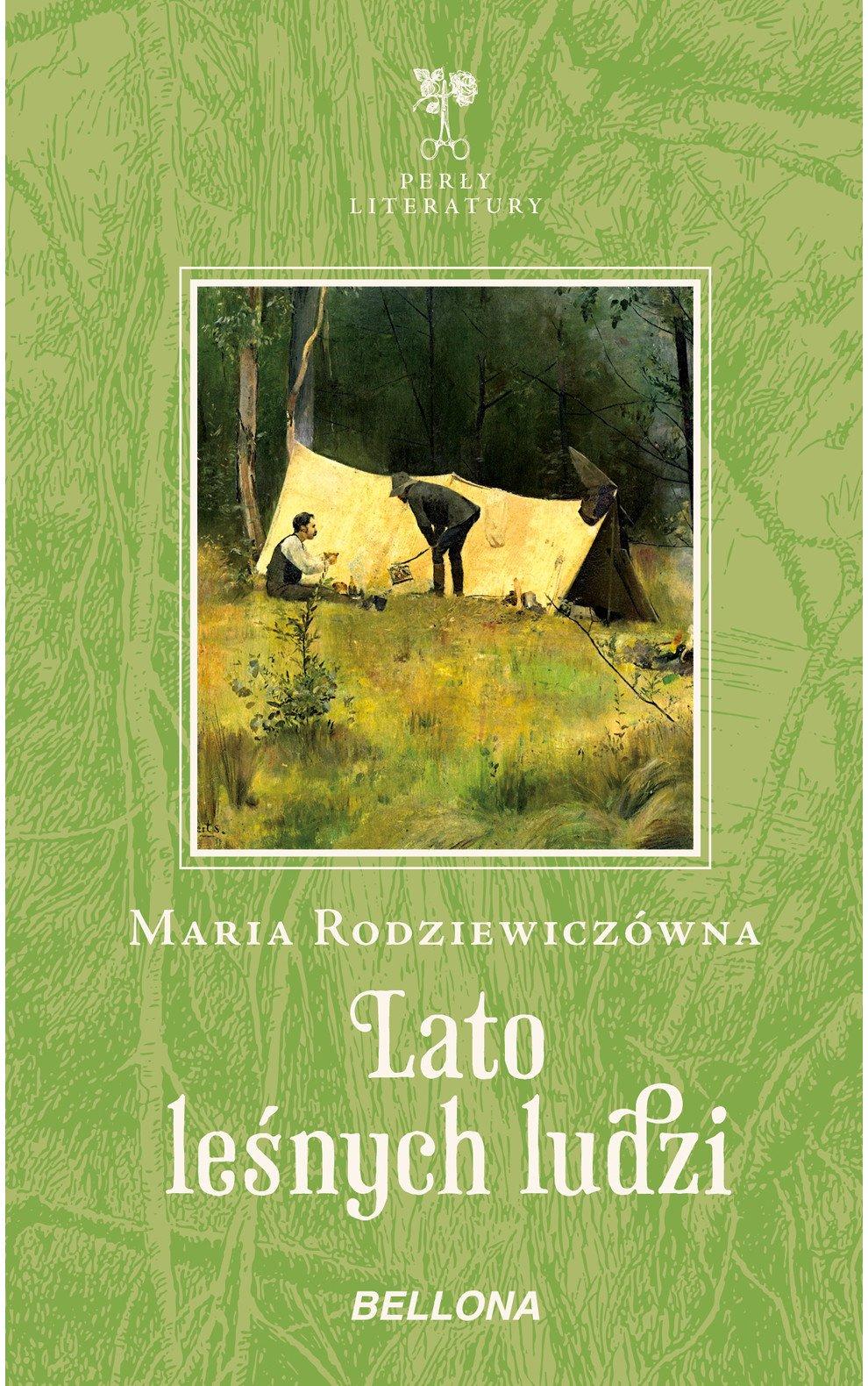 Lato leśnych ludzi - Ebook (Książka na Kindle) do pobrania w formacie MOBI