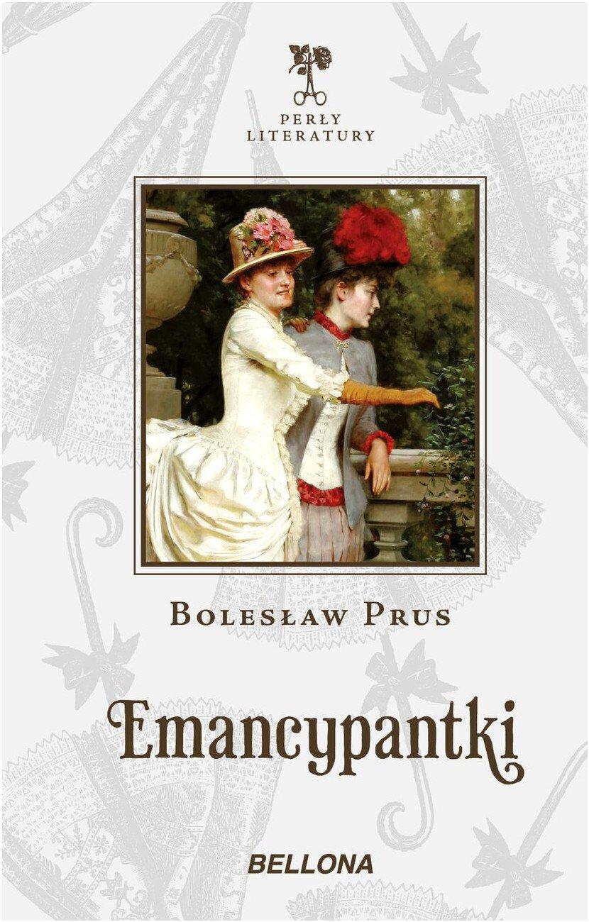 Emancypantki - Ebook (Książka na Kindle) do pobrania w formacie MOBI