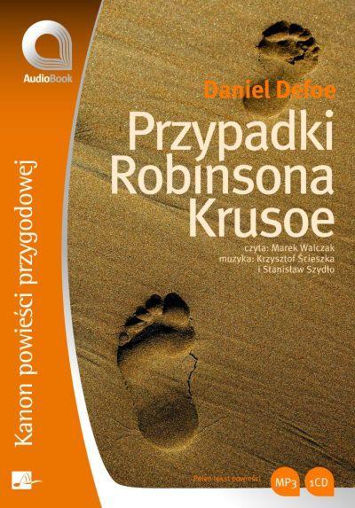 Przypadki Robinsona Krusoe - Audiobook (Książka audio MP3) do pobrania w całości w archiwum ZIP