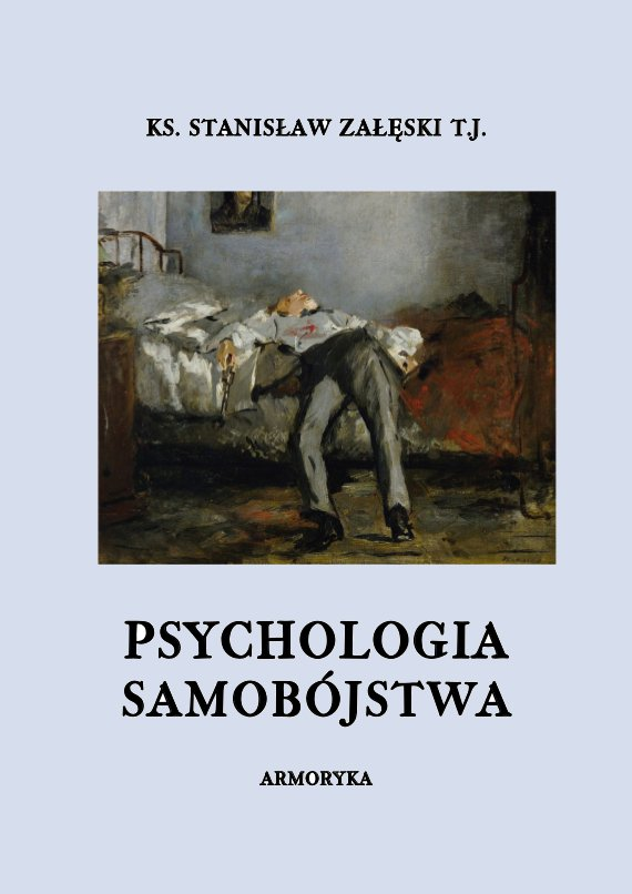 Psychologia samobójstwa - Ebook (Książka PDF) do pobrania w formacie PDF