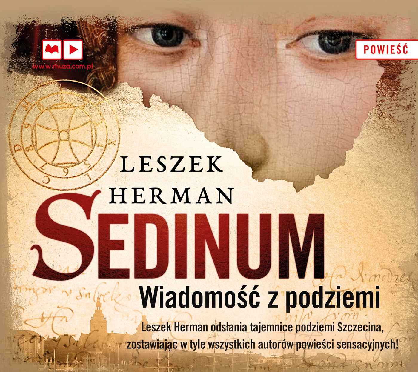 Sedinum. Wiadomość z podziemi - Audiobook (Książka audio MP3) do pobrania w całości w archiwum ZIP