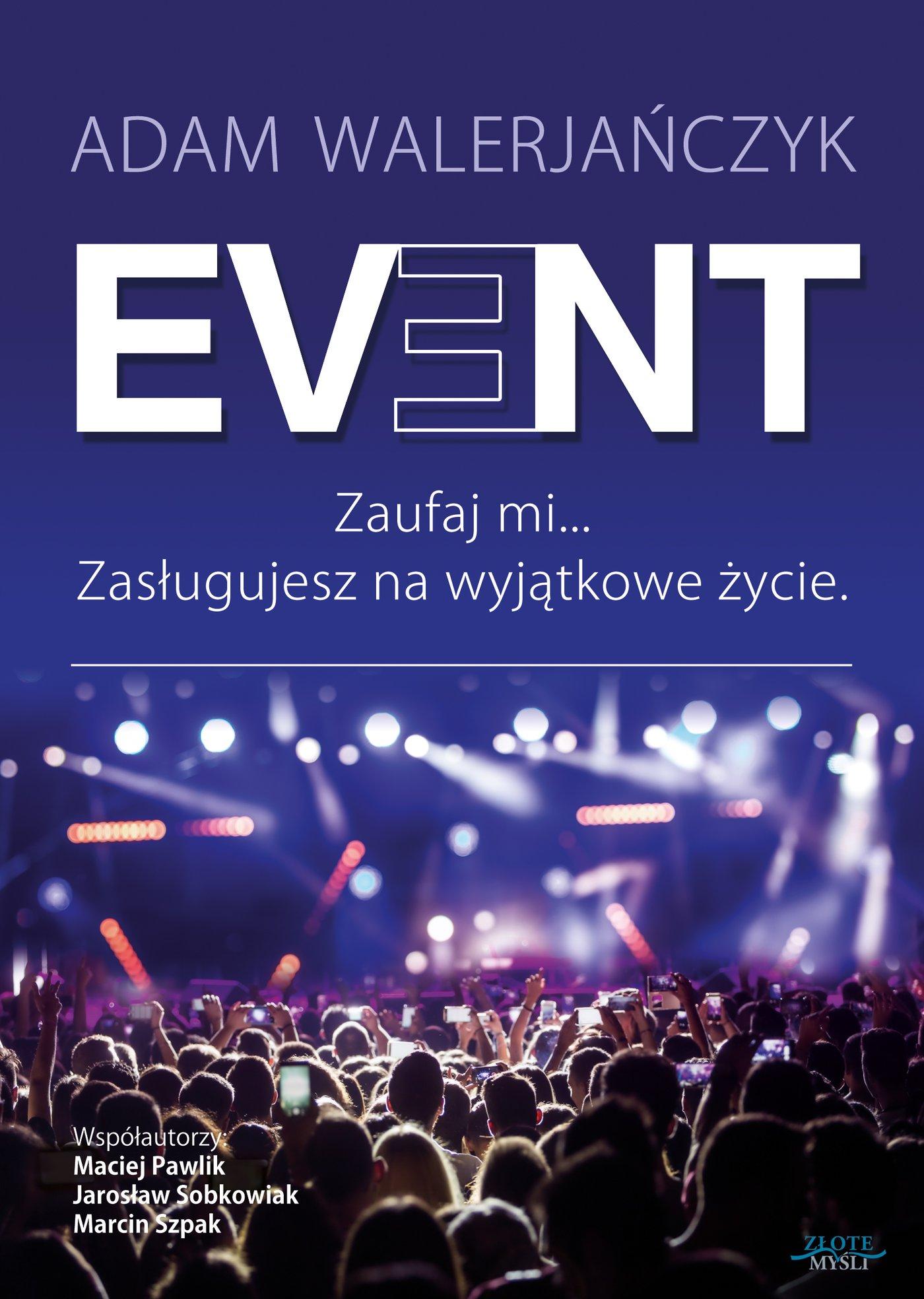 Event - Ebook (Książka EPUB) do pobrania w formacie EPUB