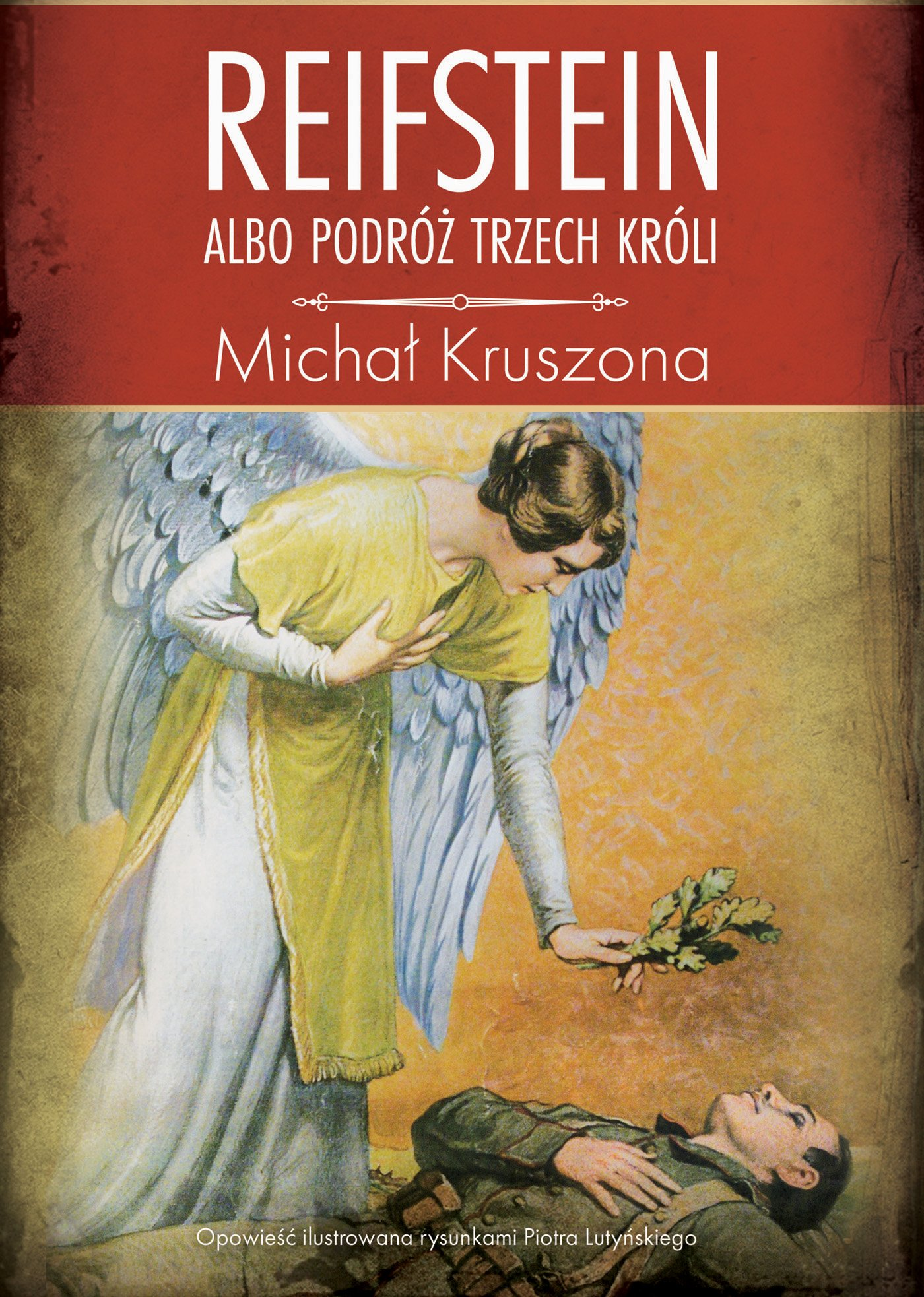 Reifstein albo Podróż Trzech Króli - Ebook (Książka na Kindle) do pobrania w formacie MOBI