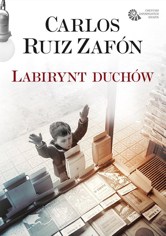 Labirynt duchów - Ebook (Książka EPUB) do pobrania w formacie EPUB