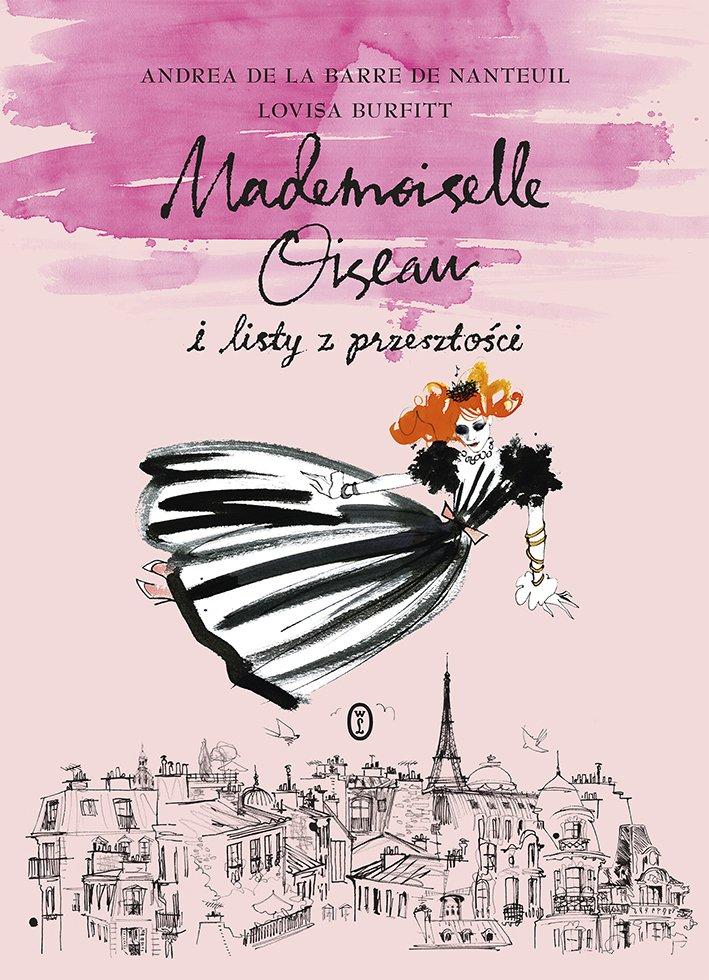 Mademoiselle Oiseau i listy z przeszłości - Ebook (Książka na Kindle) do pobrania w formacie MOBI