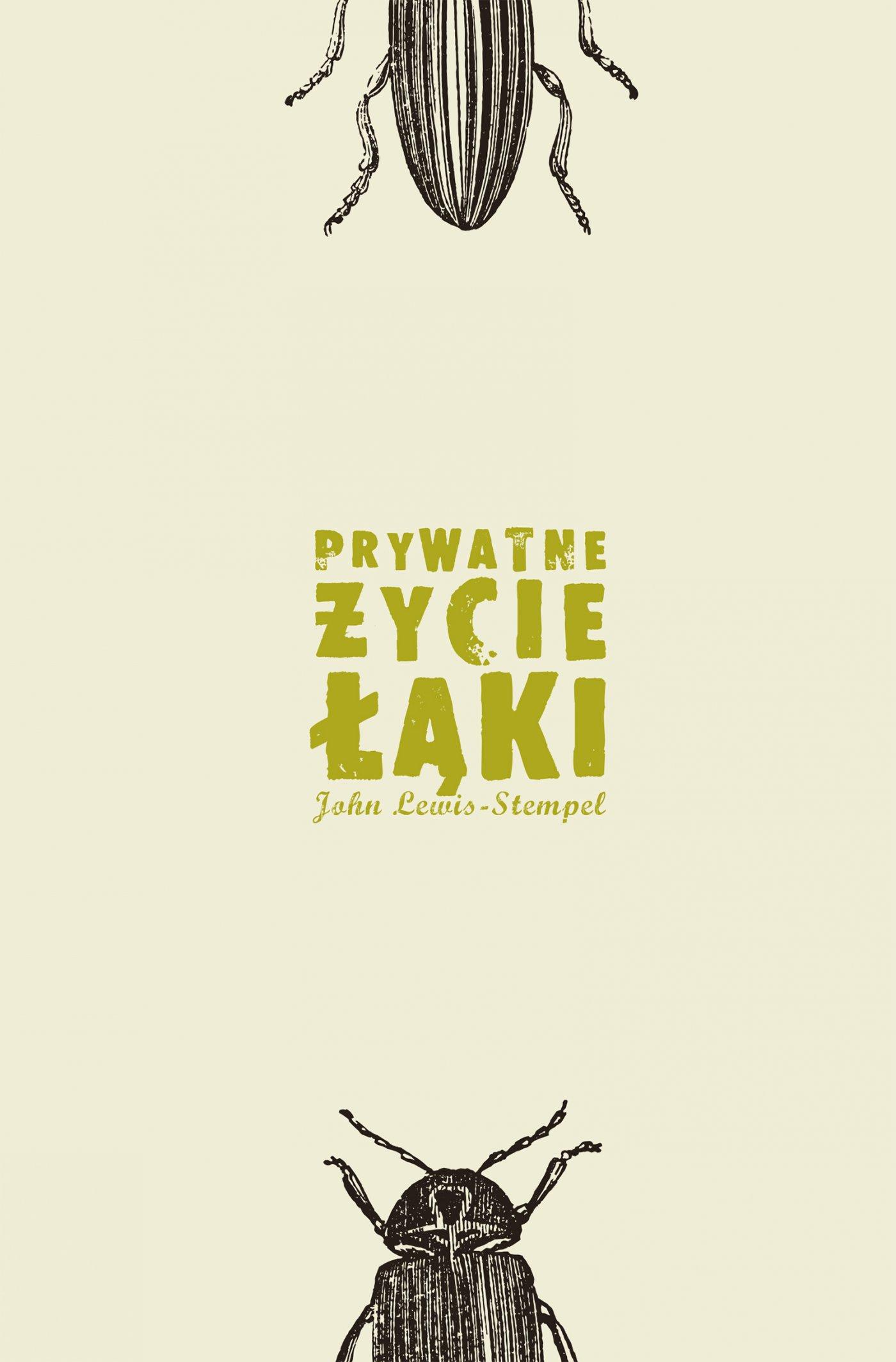 Prywatne życie łąki - Ebook (Książka EPUB) do pobrania w formacie EPUB
