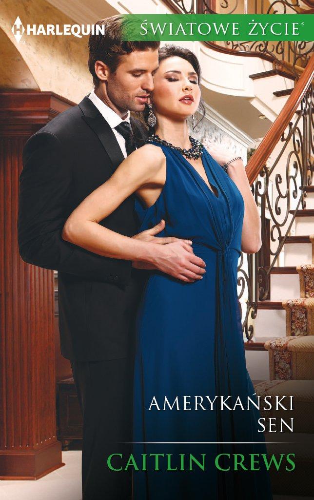Amerykański sen - Ebook (Książka na Kindle) do pobrania w formacie MOBI