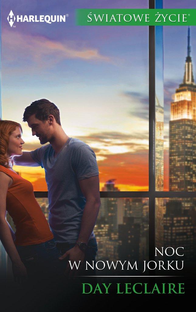 Noc w Nowym Jorku - Ebook (Książka na Kindle) do pobrania w formacie MOBI