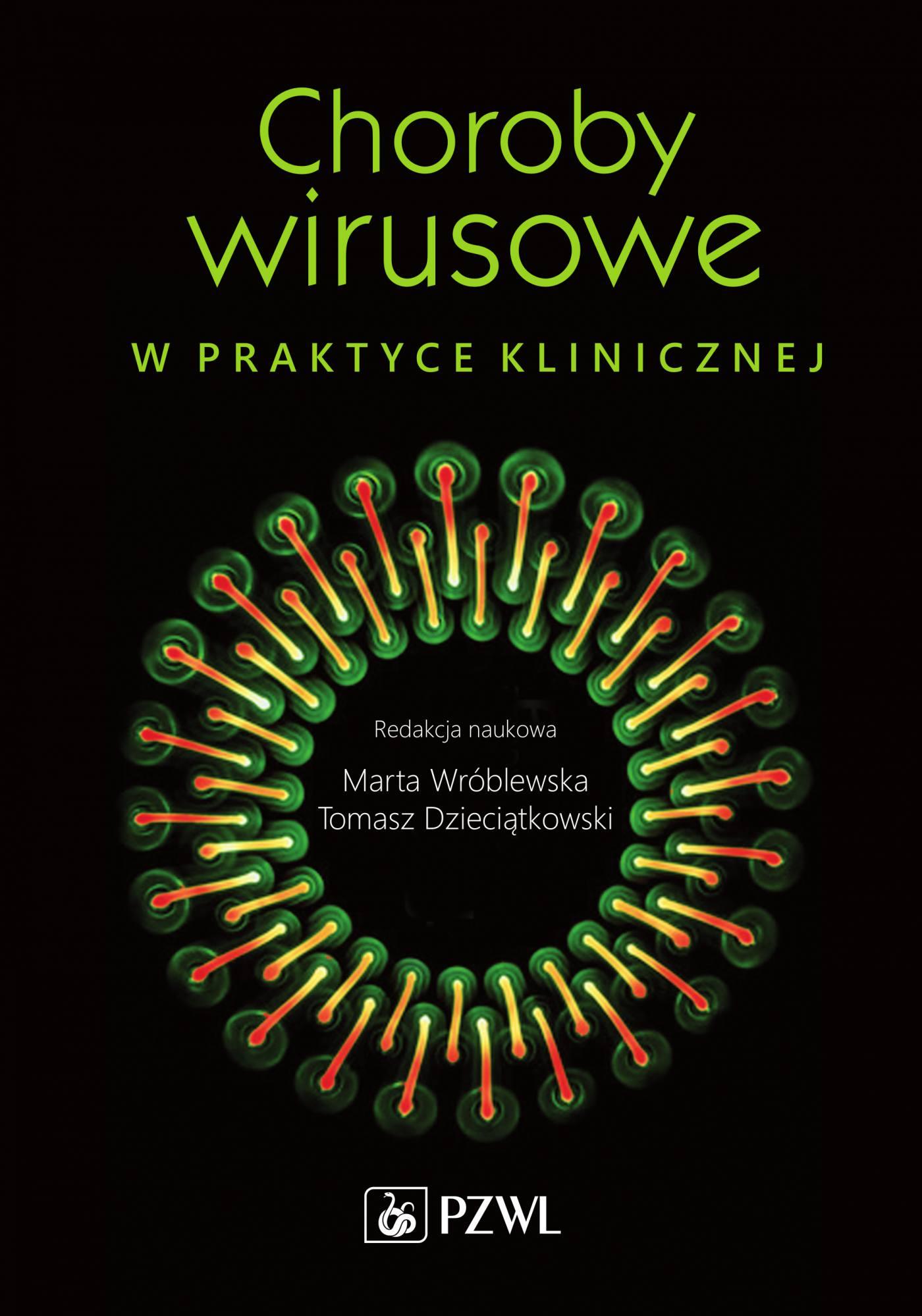 Choroby wirusowe w praktyce klinicznej - Ebook (Książka EPUB) do pobrania w formacie EPUB