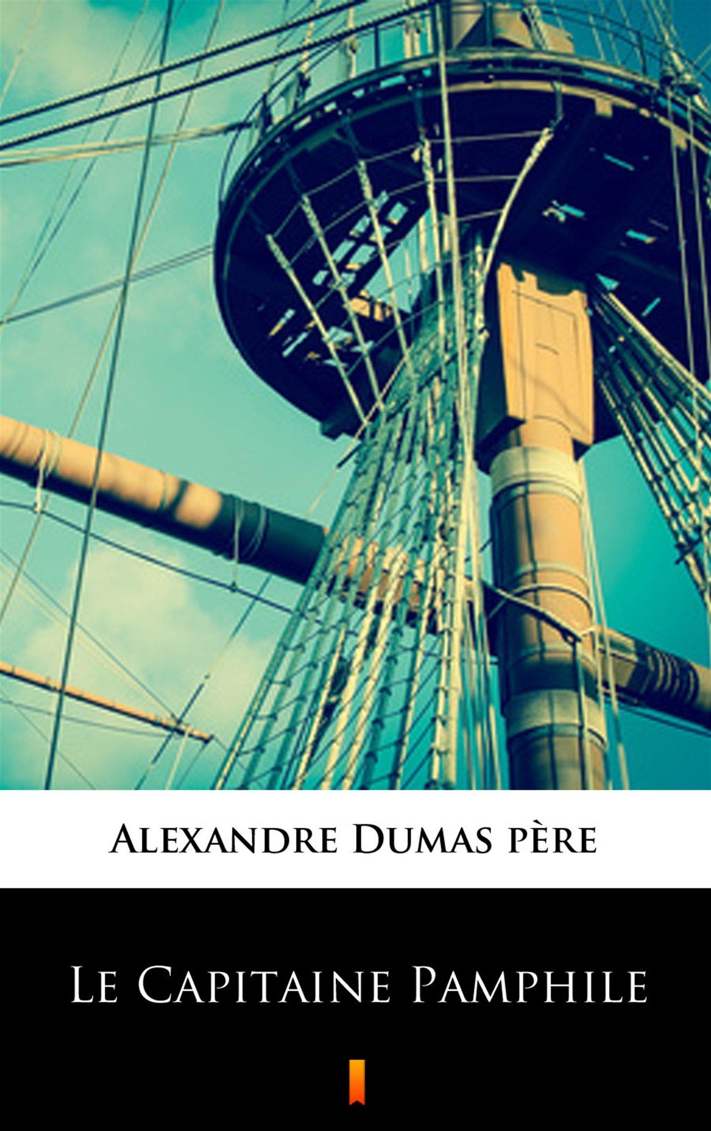 Le Capitaine Pamphile - Ebook (Książka na Kindle) do pobrania w formacie MOBI