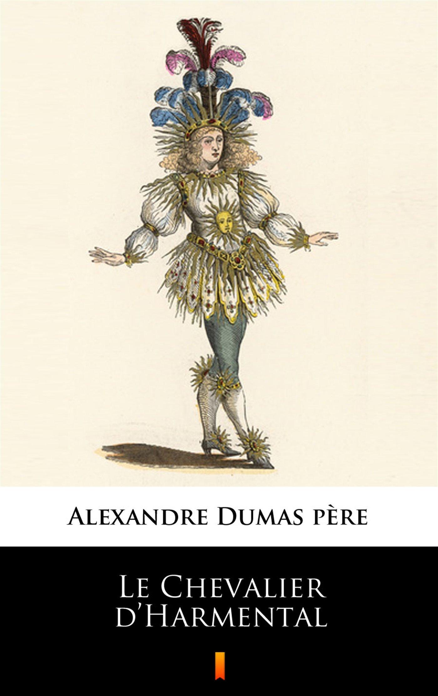 Le Chevalier d'Harmental - Ebook (Książka na Kindle) do pobrania w formacie MOBI