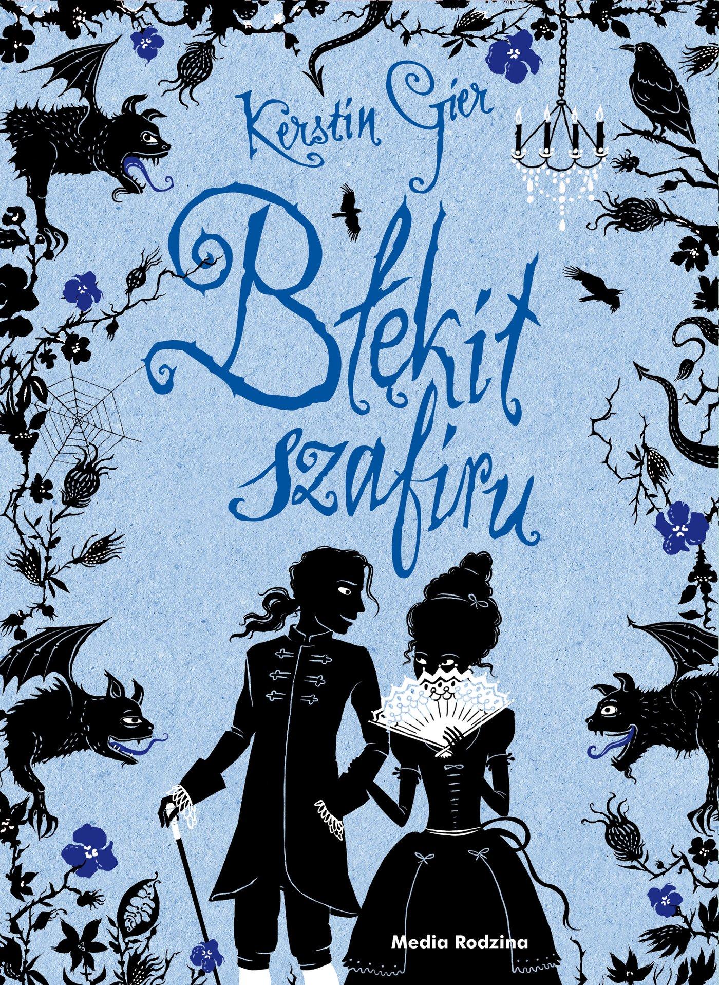 Błękit szafiru - Ebook (Książka EPUB) do pobrania w formacie EPUB