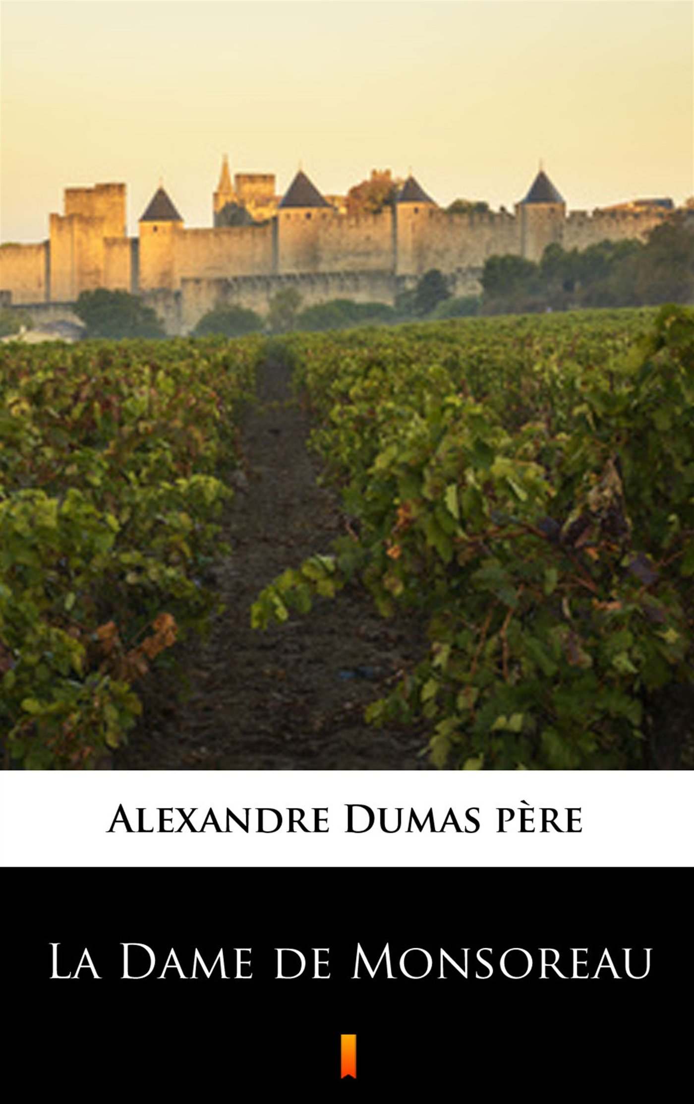 La Dame de Monsoreau - Ebook (Książka EPUB) do pobrania w formacie EPUB