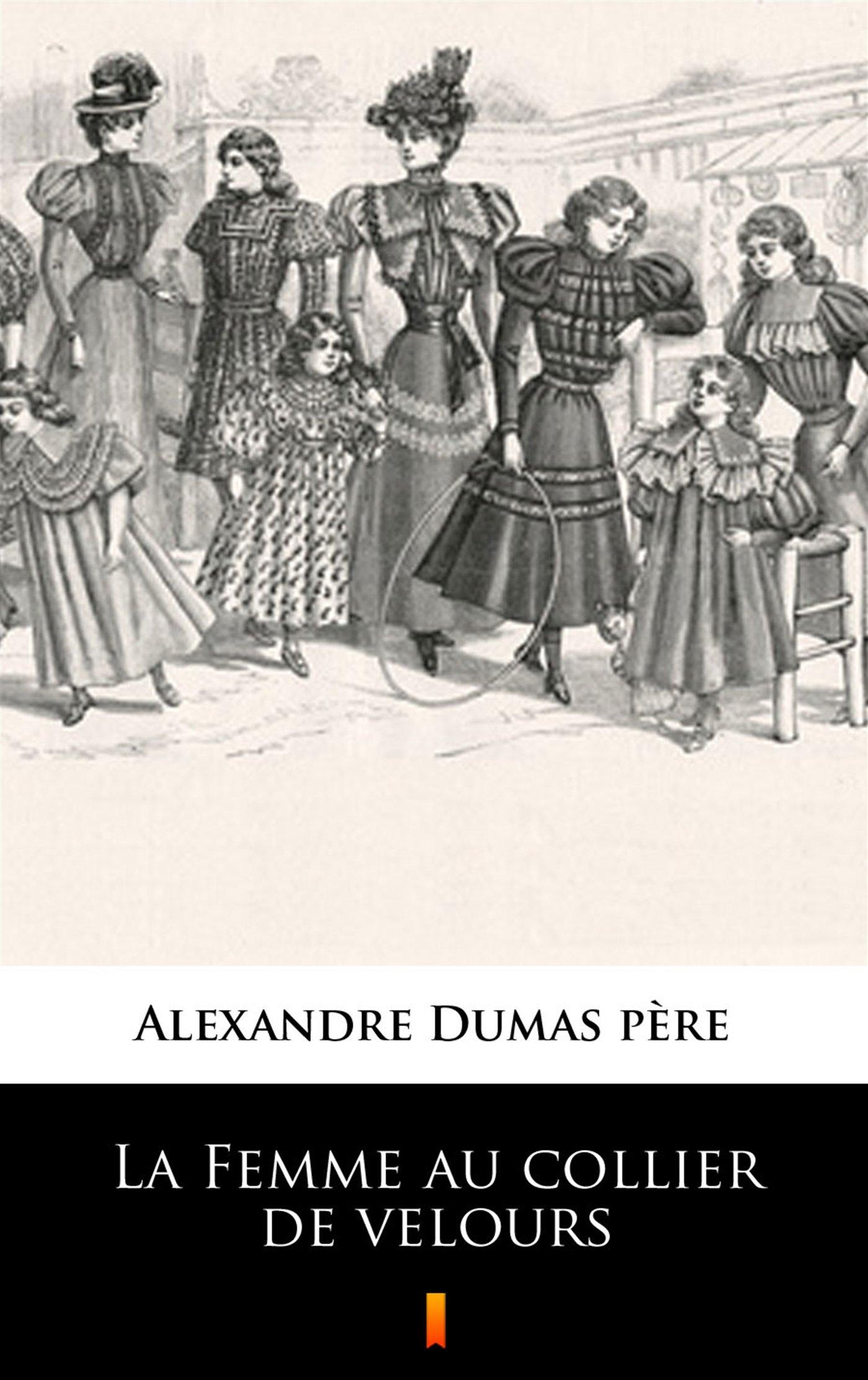 La Femme au collier de velours - Ebook (Książka EPUB) do pobrania w formacie EPUB
