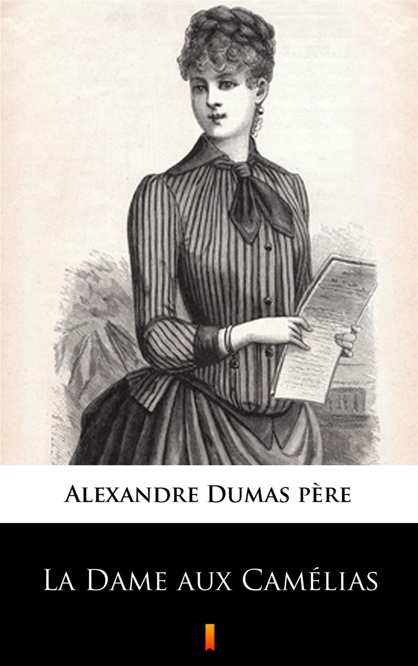 La Dame aux Camelias - Ebook (Książka na Kindle) do pobrania w formacie MOBI