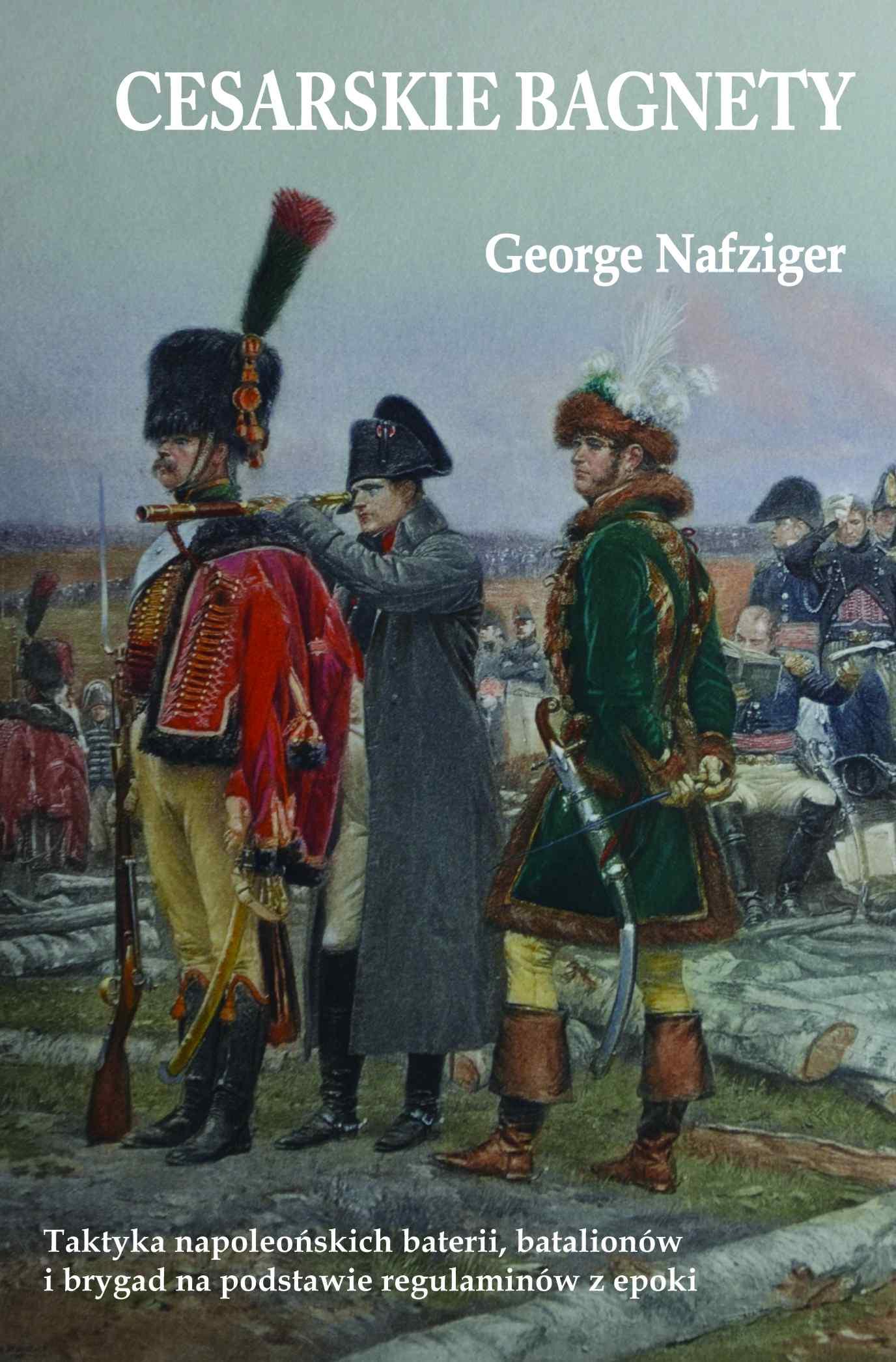 Cesarskie bagnety - Ebook (Książka na Kindle) do pobrania w formacie MOBI