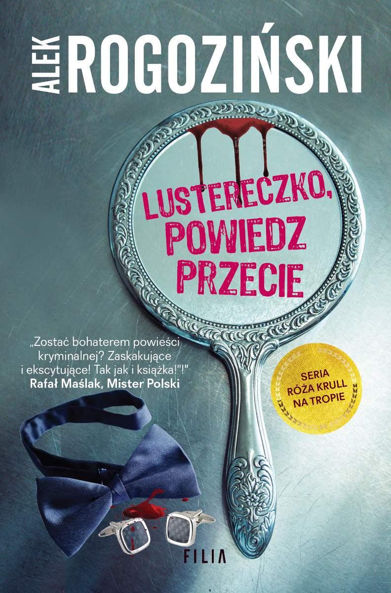 Lustereczko, powiedz przecie - Ebook (Książka EPUB) do pobrania w formacie EPUB