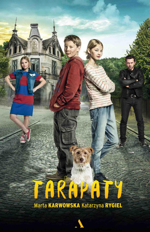 Tarapaty - Ebook (Książka EPUB) do pobrania w formacie EPUB