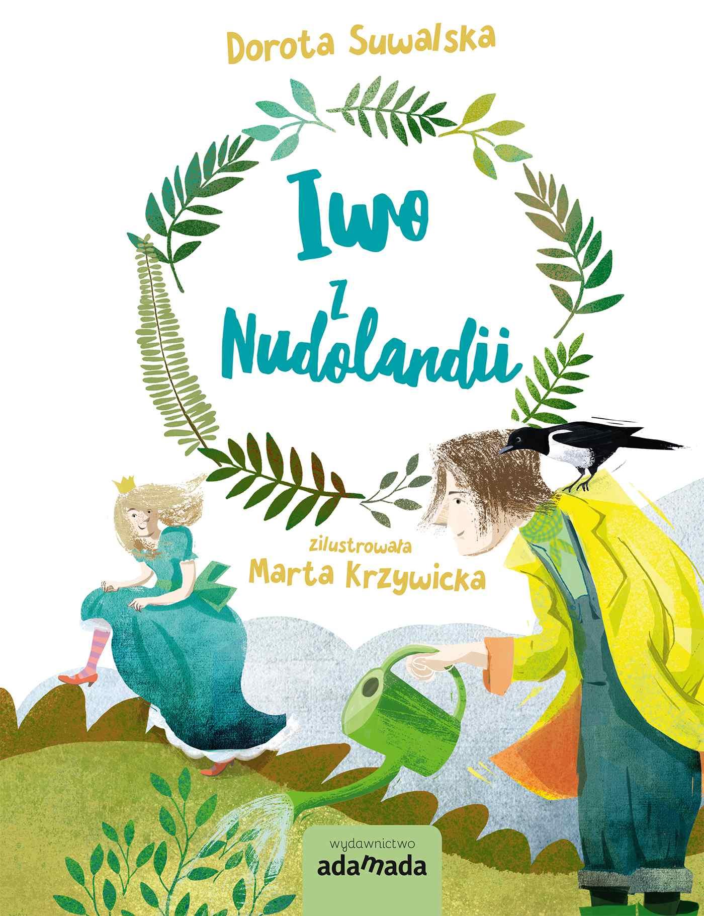 Iwo z Nudolandii - Ebook (Książka na Kindle) do pobrania w formacie MOBI
