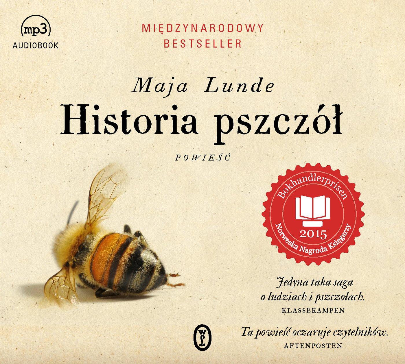 Historia pszczół - Audiobook (Książka audio MP3) do pobrania w całości w archiwum ZIP