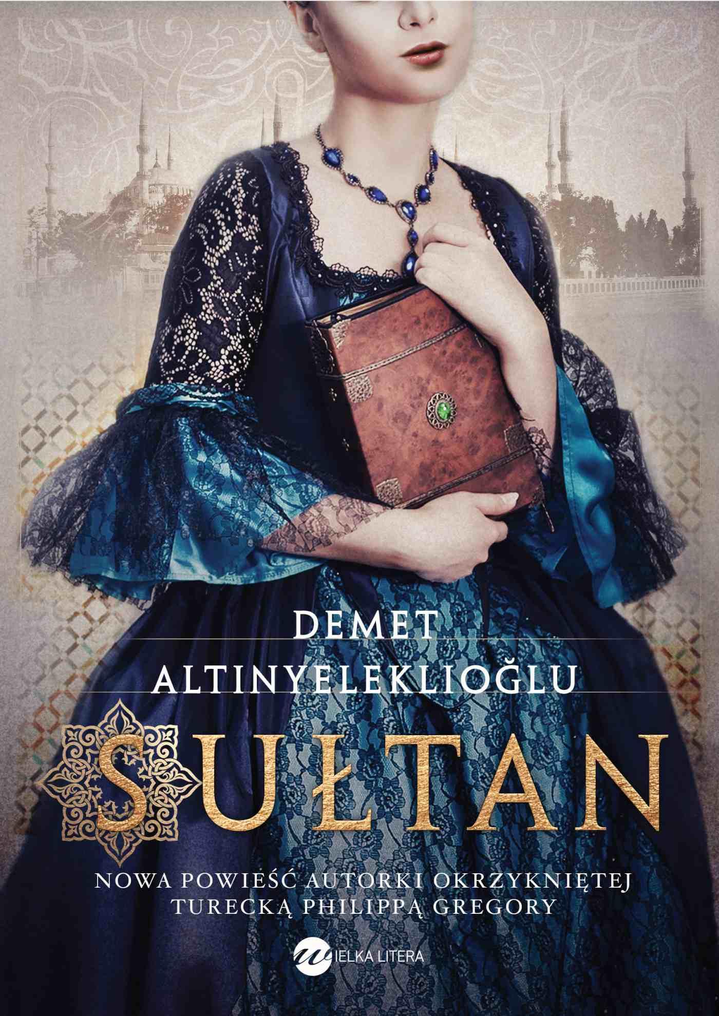 Sułtan - Ebook (Książka EPUB) do pobrania w formacie EPUB