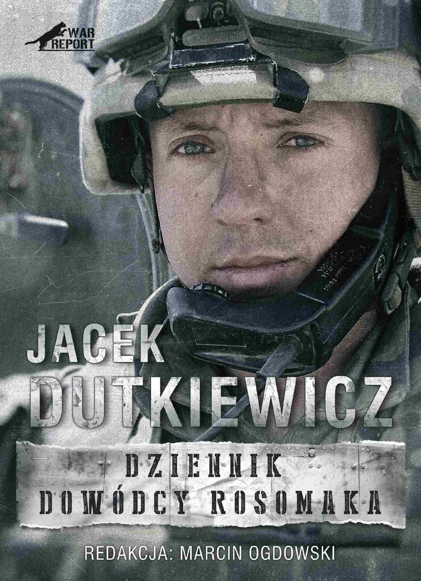 Dziennik dowódcy Rosomaka - Ebook (Książka na Kindle) do pobrania w formacie MOBI