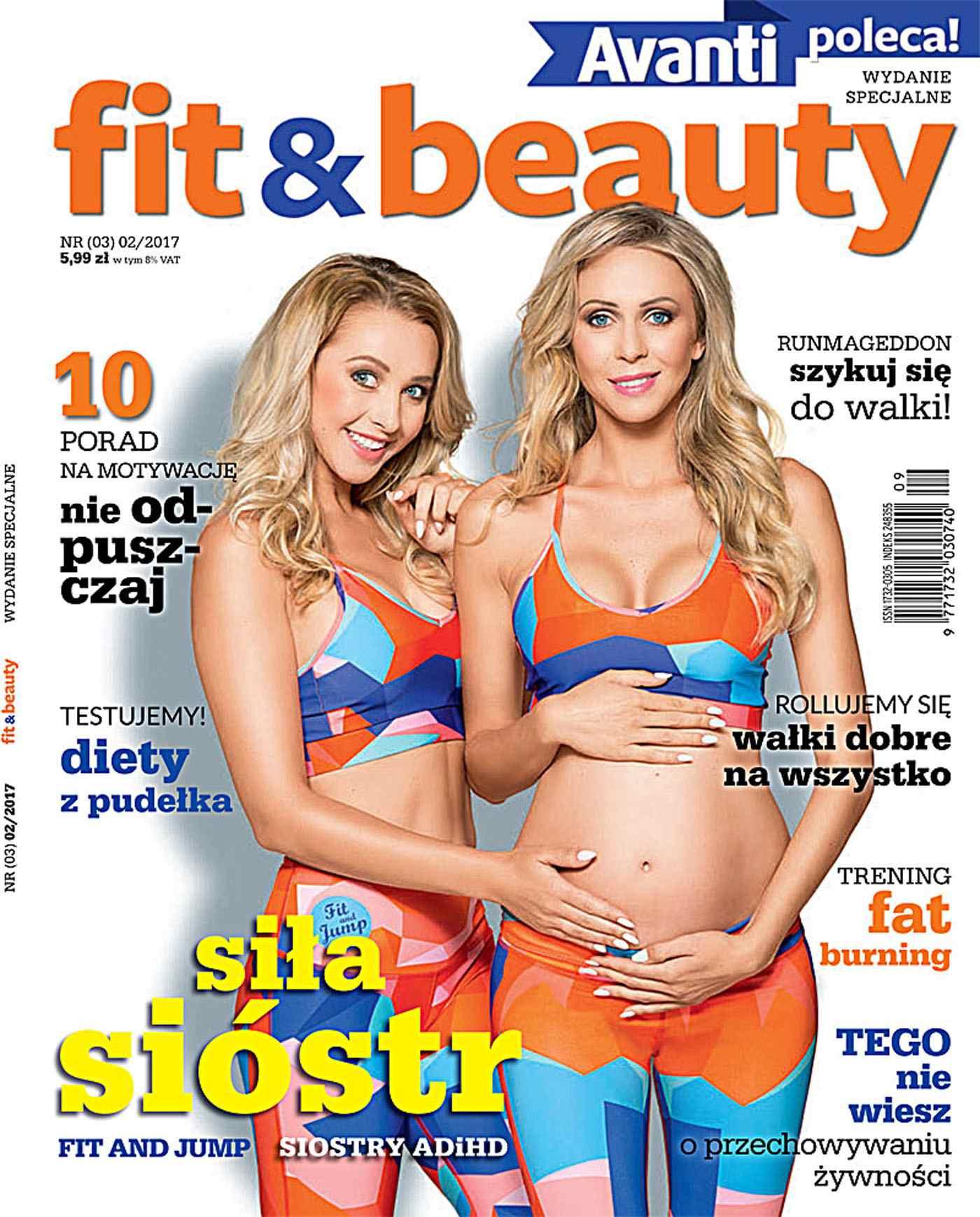 Avanti. Wydanie Specjalne. Fit & Beauty 2/2017 - Ebook (Książka PDF) do pobrania w formacie PDF