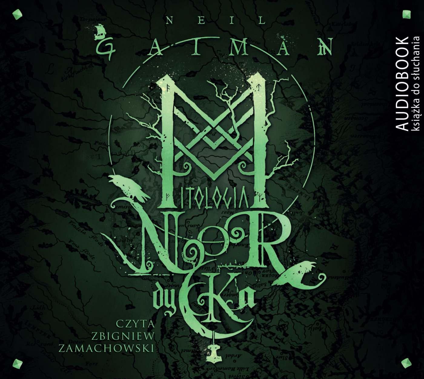 Mitologia nordycka - Audiobook (Książka audio MP3) do pobrania w całości w archiwum ZIP