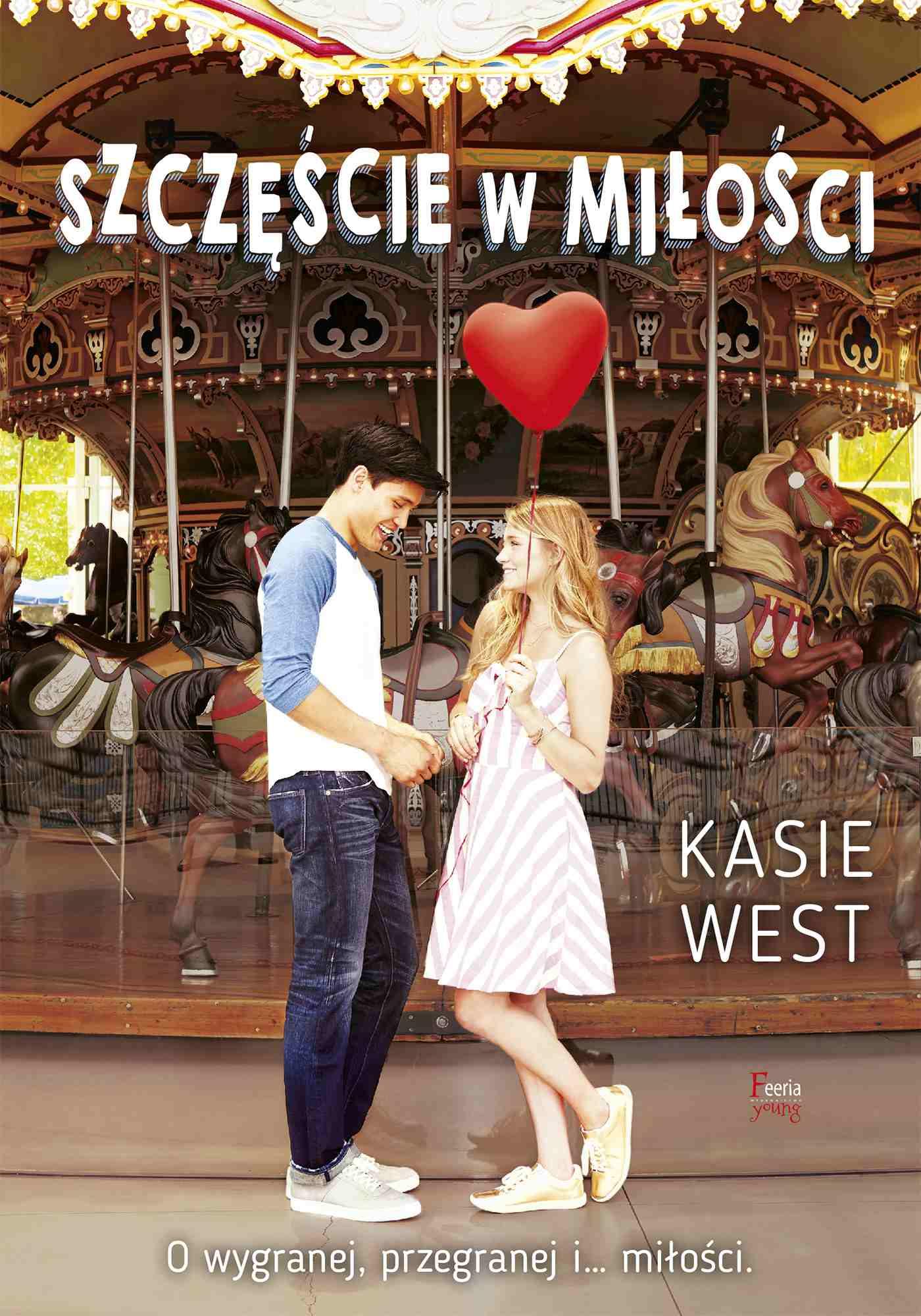 Szczęście w miłości - Ebook (Książka na Kindle) do pobrania w formacie MOBI