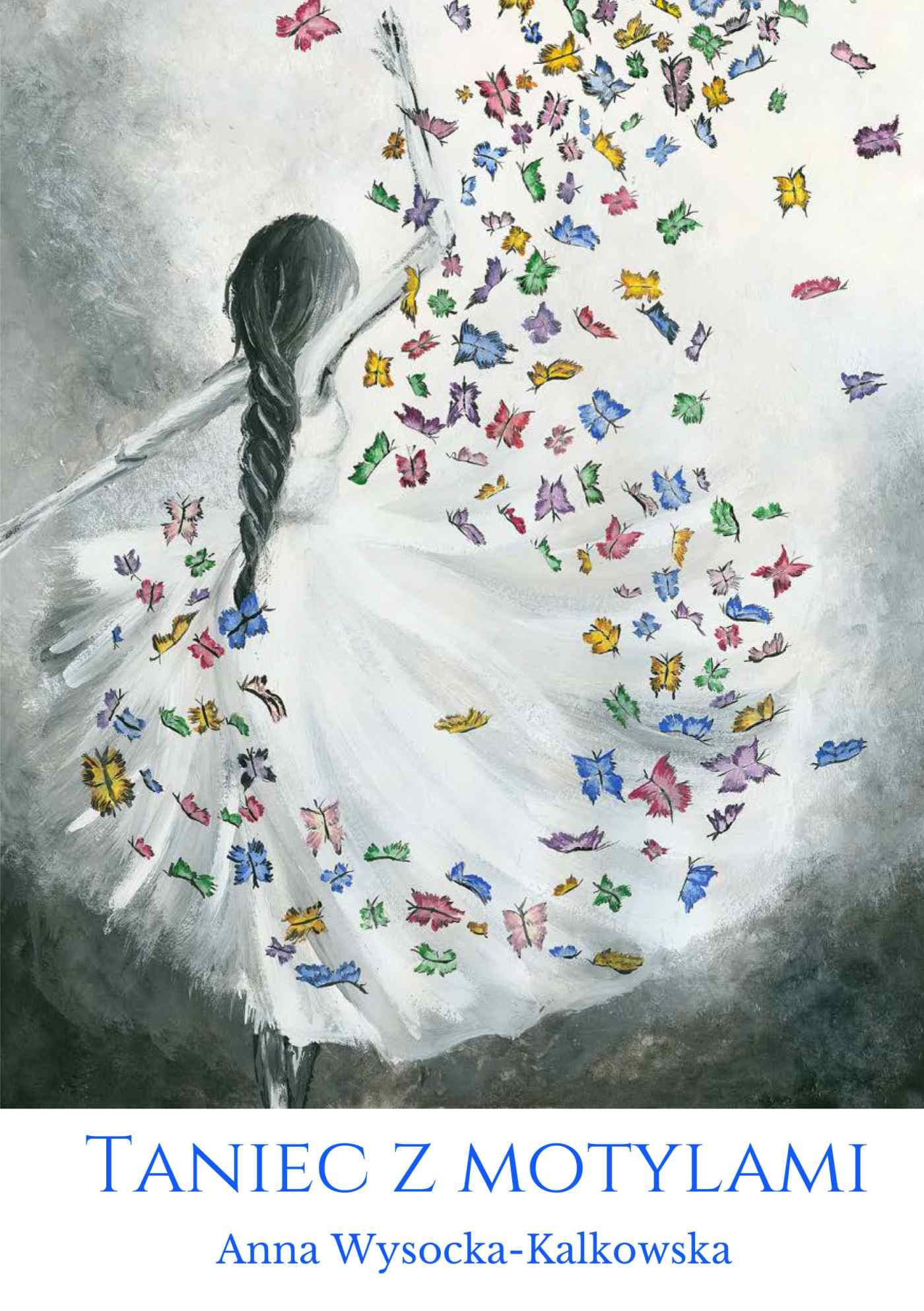 Taniec z motylami - Ebook (Książka na Kindle) do pobrania w formacie MOBI