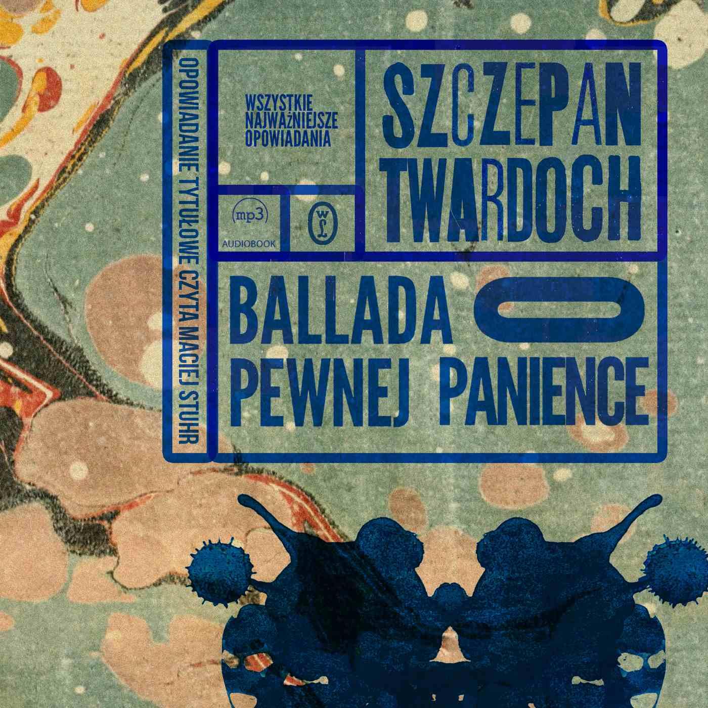 Ballada o pewnej panience - Audiobook (Książka audio MP3) do pobrania w całości w archiwum ZIP