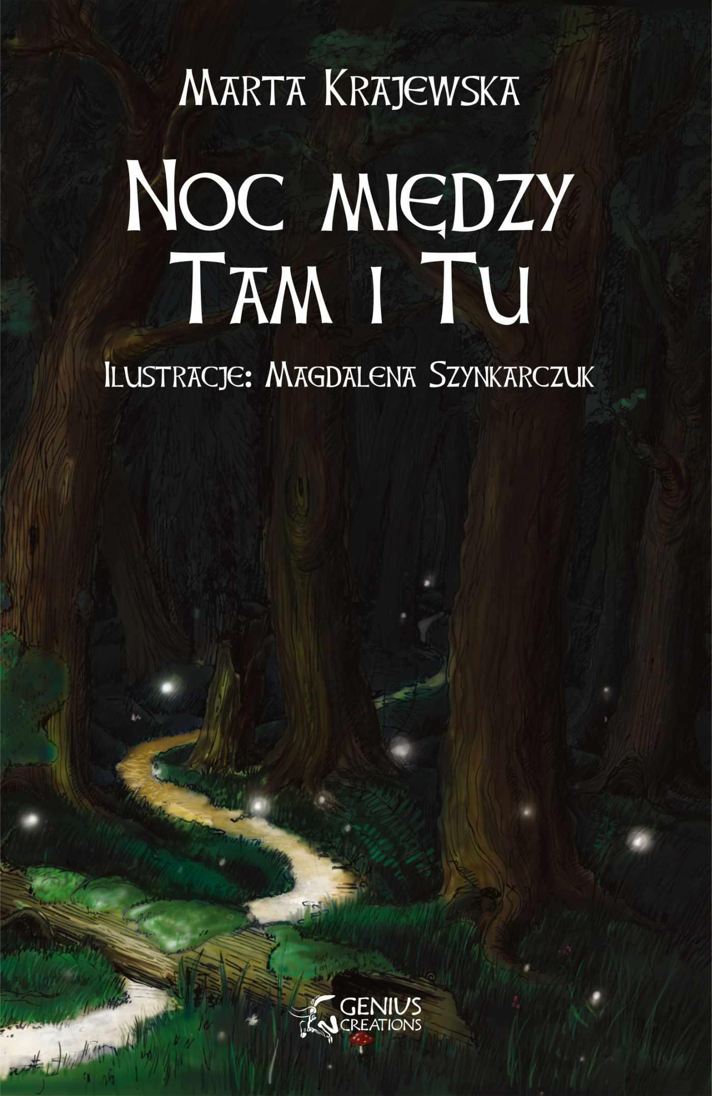 Noc między Tam i Tu - Ebook (Książka na Kindle) do pobrania w formacie MOBI
