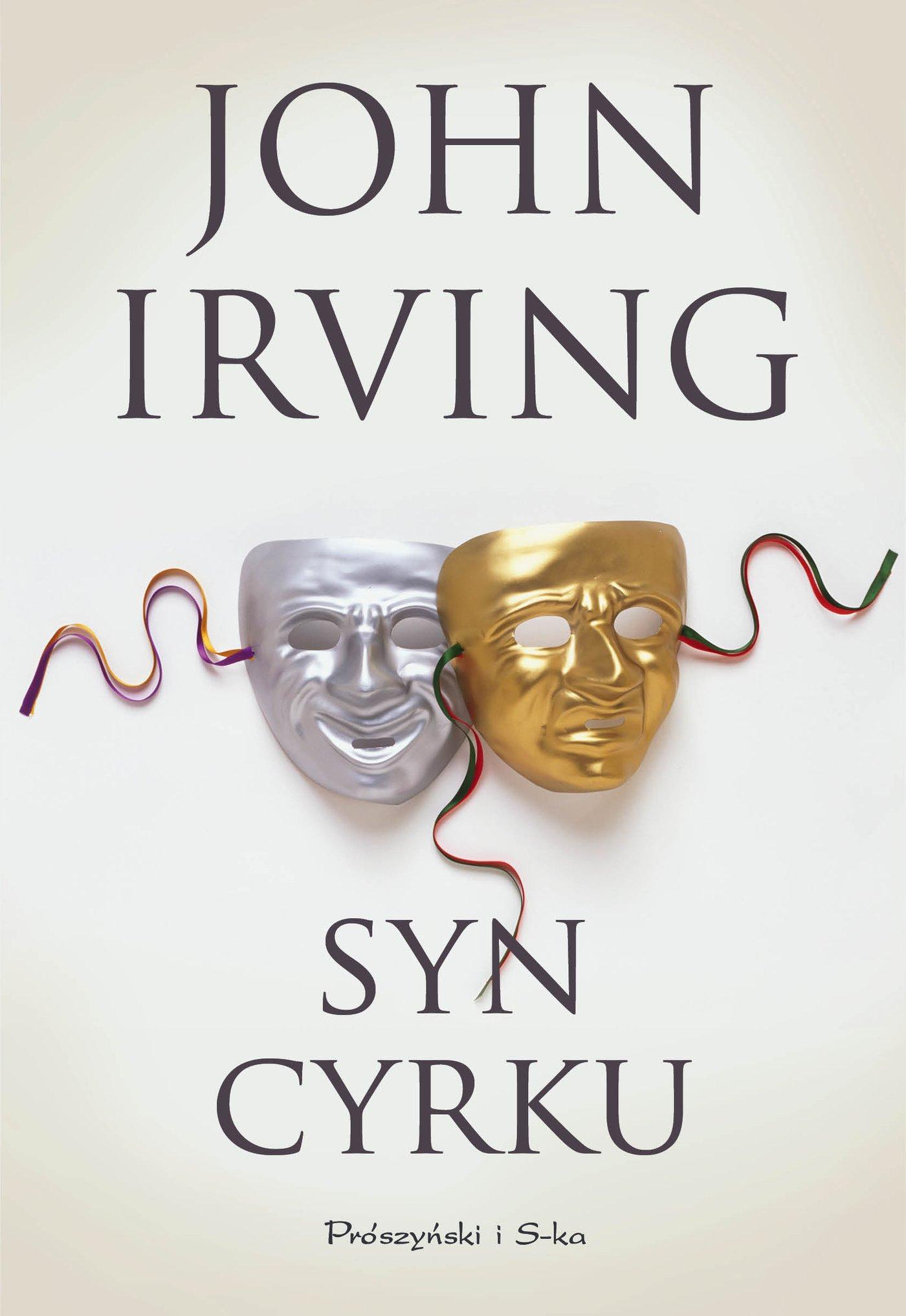 Syn cyrku - Ebook (Książka na Kindle) do pobrania w formacie MOBI