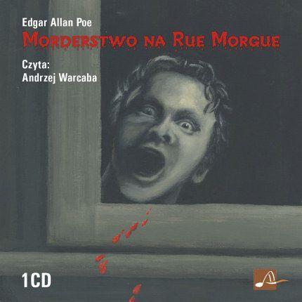 Morderstwo na Rue Morgue - Audiobook (Książka audio MP3) do pobrania w całości w archiwum ZIP